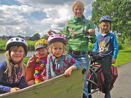 Bicycle Built for Six