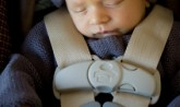 baby sleeping car seat