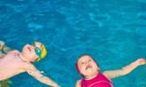 baby swim