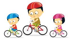 helmet family