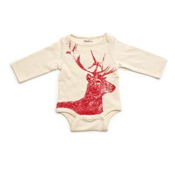 Red Elk Onesie