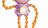 Action Robot Flashlight- Girl Robot - 250