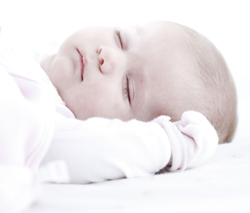 baby sleeping 250