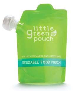Little Green Pouch