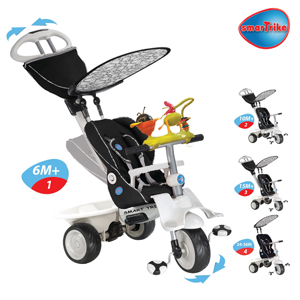 Smart Trike Four-in-One Recliner Review  sc 1 st  Oh Baby! Magazine & Smart Trike Four-in-One Recliner: Review | Baby Care Tips ... islam-shia.org