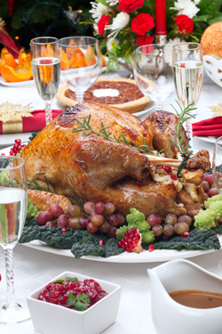 holiday dinner 250