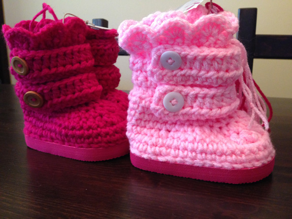 These Boots are made for…my Girls!