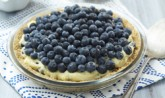 Lemon pudding pie 250