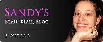 Sandy's Blog